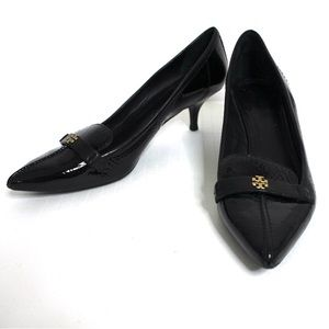 Tory Burch Shoes - Tory Burch 'Eliza' Patent Leather Pointed Toe Pump